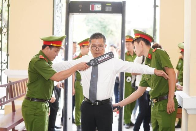 Nguyên Phó Chủ tịch TPHCM Nguyễn Hữu Tín: Tôi biết tôi sai nhưng không vụ lợi! - 1
