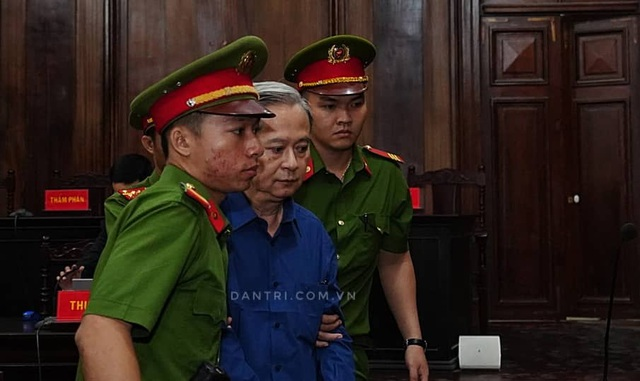 Nguyên Phó Chủ tịch TPHCM Nguyễn Hữu Tín: Tôi biết tôi sai nhưng không vụ lợi! - 2