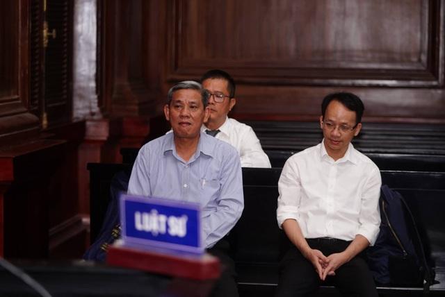 Nguyên Phó Chủ tịch TPHCM Nguyễn Hữu Tín lãnh 7 năm tù - 5