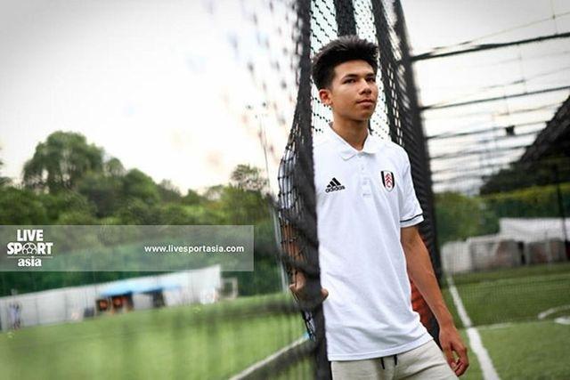 Cầu thủ thi đấu ở Anh muốn giúp U23 Thái Lan giành vé dự Olympic - 1