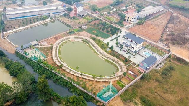 """Nhà giàu Hà Nội """"đua"""" nhau bán nhà nội đô, ra ngoại thành làm """"biệt thự vườn"""" - 2"""