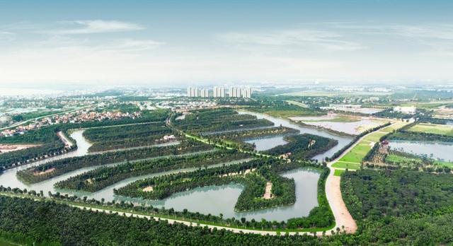 """Nhà giàu Hà Nội """"đua"""" nhau bán nhà nội đô, ra ngoại thành làm """"biệt thự vườn"""" - 3"""