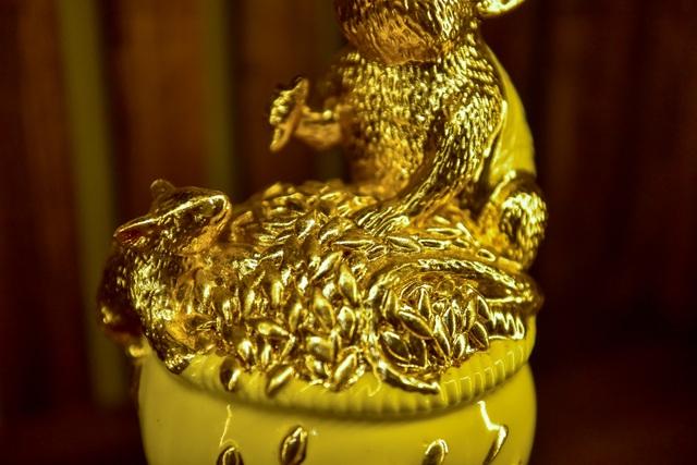 Mục sở thị chuột mạ vàng - Kỳ linh Canh Tý giá trăm triệu đồng - 7