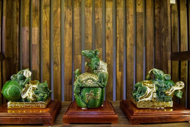 Mục sở thị chuột mạ vàng - Kỳ linh Canh Tý giá trăm triệu đồng - 1
