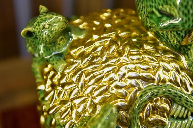 Mục sở thị chuột mạ vàng - Kỳ linh Canh Tý giá trăm triệu đồng - 3