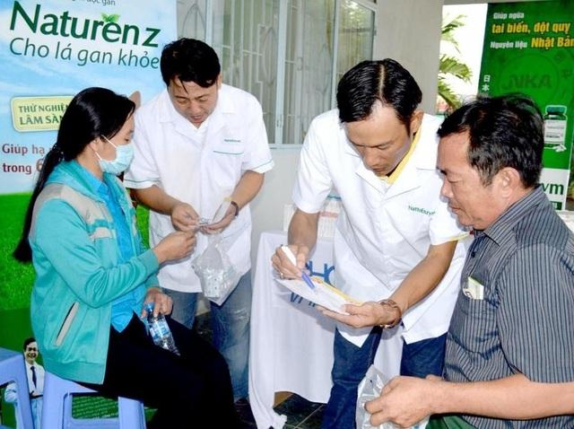 Chuyệnchưa kể về hành trình nghiên cứuthuốc giải độc gan cho người Việt - 4