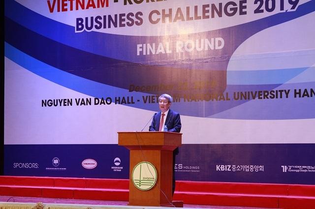 Lộ diện đội thắng cuộc thi khởi nghiệp Vietnam – Korea - 4