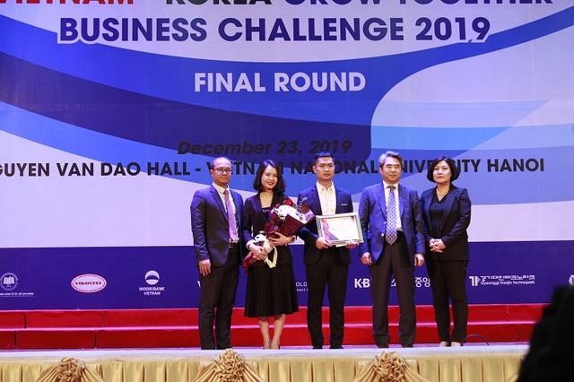 Lộ diện đội thắng cuộc thi khởi nghiệp Vietnam – Korea - 2
