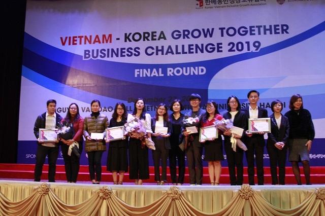 Lộ diện đội thắng cuộc thi khởi nghiệp Vietnam – Korea - 5