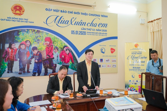 Phát động mùa 13 của chương trình đã huy động hơn 1.100 tỷ đồng hỗ trợ trẻ em - 1