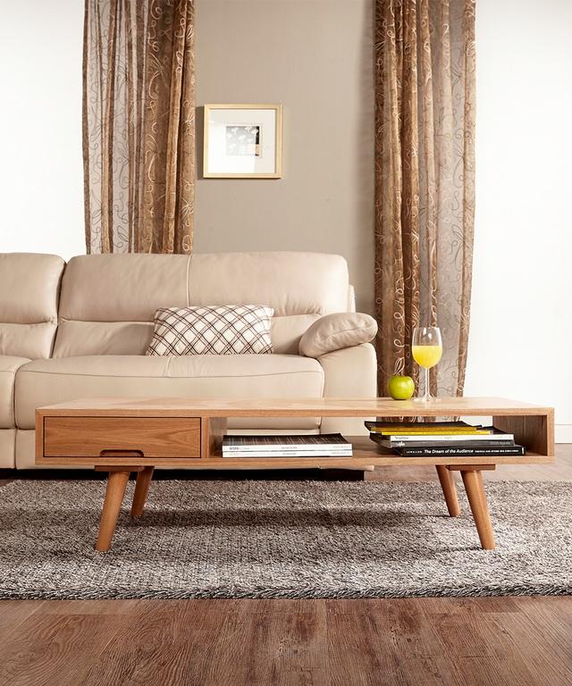 Những lý do khiến bạn nên sắm bàn trà sofa - 3