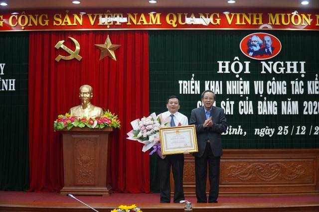 Quảng Bình kỷ luật 4 tổ chức Đảng và 362 đảng viên trong năm 2019 - 2