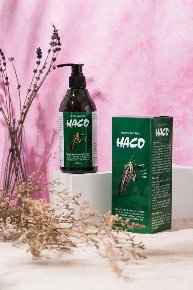 Nỗi lo về tóc sẽ không còn lo ngại với bộ 3 TPBVSK Tóc Haco - 2