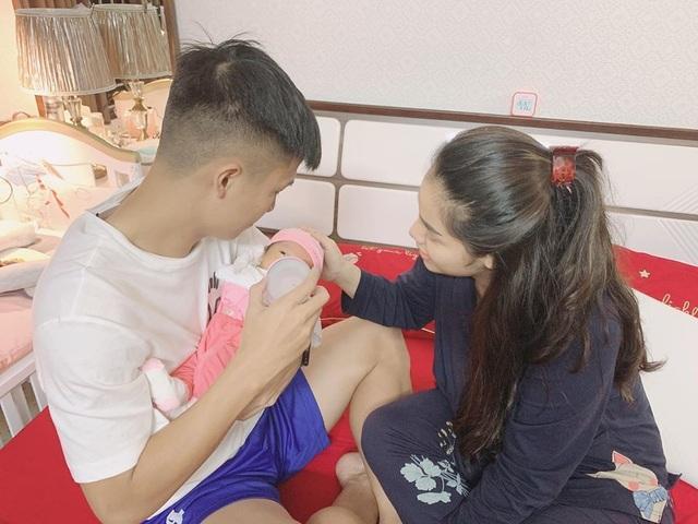 Hai đám hỏi gây bất ngờ trong giới cầu thủ Việt năm 2019 - 2