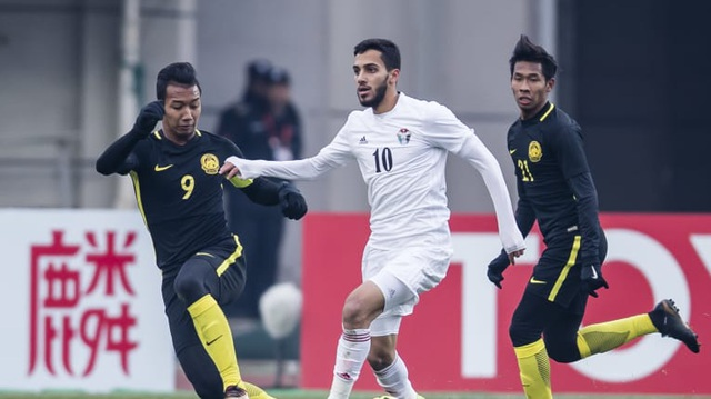 U23 Jordan tiếp tục mất thêm ngôi sao ở giải U23 châu Á - 2