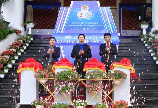 Trao 15 tỷ đồng vốn đầu tư khởi nghiệp cho 4 dự án của thanh niên Hà Nam - 2