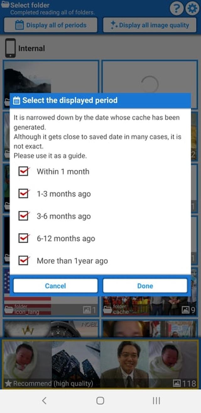 Ứng dụng hữu ích giúp tìm và khôi phục những file ảnh đã bị xóa trên smartphone - 2