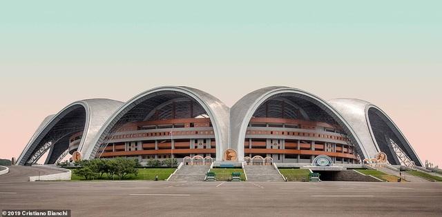 Kinh ngạc vẻ đẹp hoành tráng của các công trình kiến trúc ở Bình Nhưỡng - 2