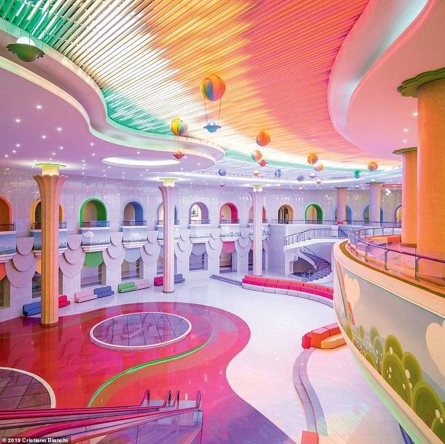 Kinh ngạc vẻ đẹp hoành tráng của các công trình kiến trúc ở Bình Nhưỡng - 6
