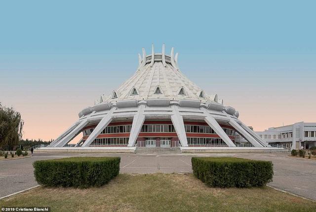 Kinh ngạc vẻ đẹp hoành tráng của các công trình kiến trúc ở Bình Nhưỡng - 7