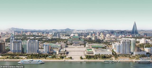 Kinh ngạc vẻ đẹp hoành tráng của các công trình kiến trúc ở Bình Nhưỡng - 9