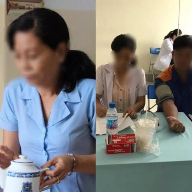 Làm rõ vụ hô biến nhân viên tạp vụ thành bác sĩ khám bệnh - 1