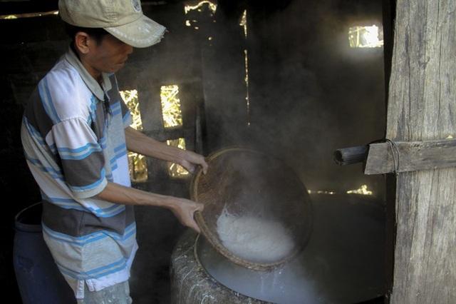 Làng bún - bánh An Thái hối hả vụ Tết - 6