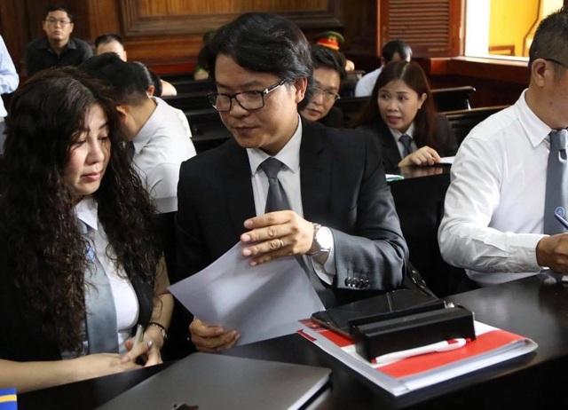 Bị cáo Nguyễn Hữu Tín bày tỏ hối hận, mong được giảm án - 1