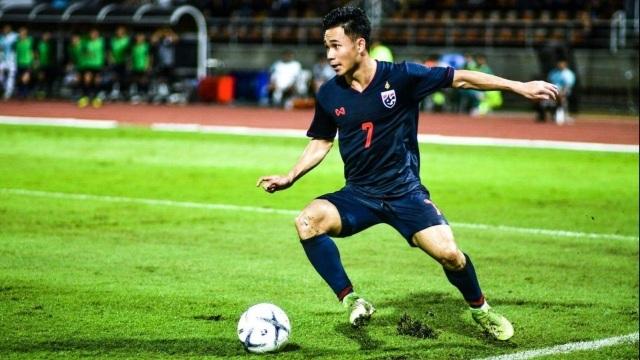 Niềm hy vọng hàng đầu của U23 Thái Lan đặt chỉ tiêu giành vé dự Olympic - 1