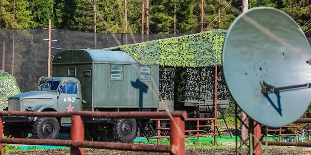 Choáng ngợp dàn khí tài quân sự khủng trong công viên Ái quốc của Nga - 13