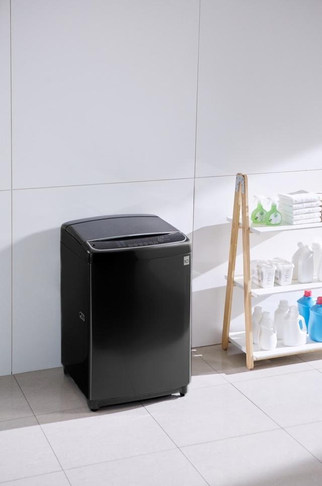 Thay đổi thói quen giặt giũ để bảo vệ sức khỏe cả gia đình - 1