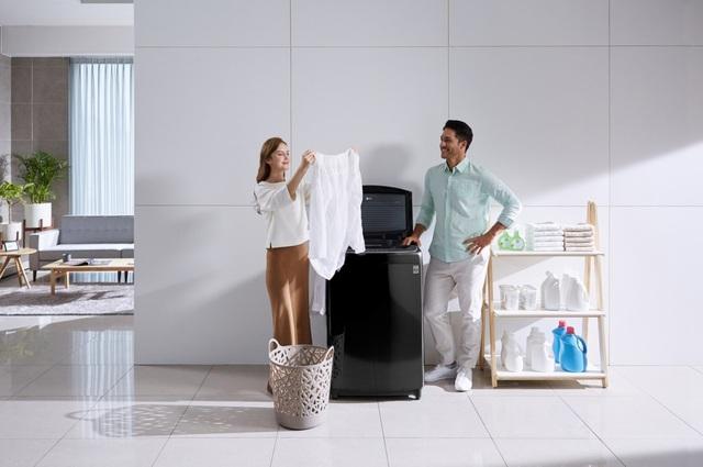 Thay đổi thói quen giặt giũ để bảo vệ sức khỏe cả gia đình - 2