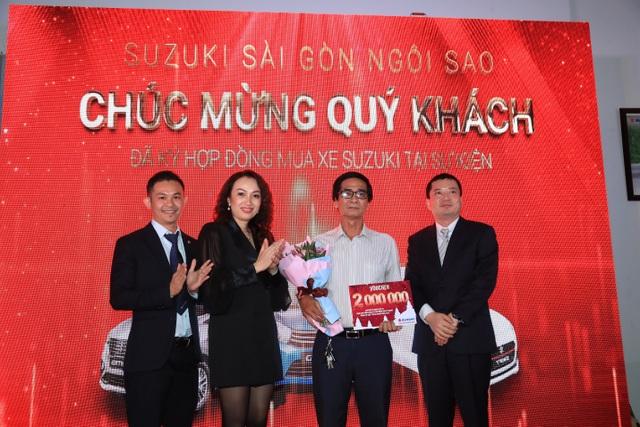 Tưng bừng chuỗi sự kiện tri ân khách hàng Suzuki trên toàn quốc - 2