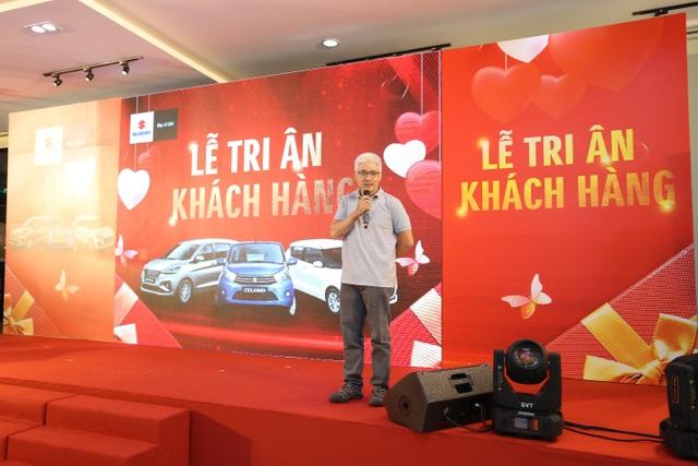 Tưng bừng chuỗi sự kiện tri ân khách hàng Suzuki trên toàn quốc - 5