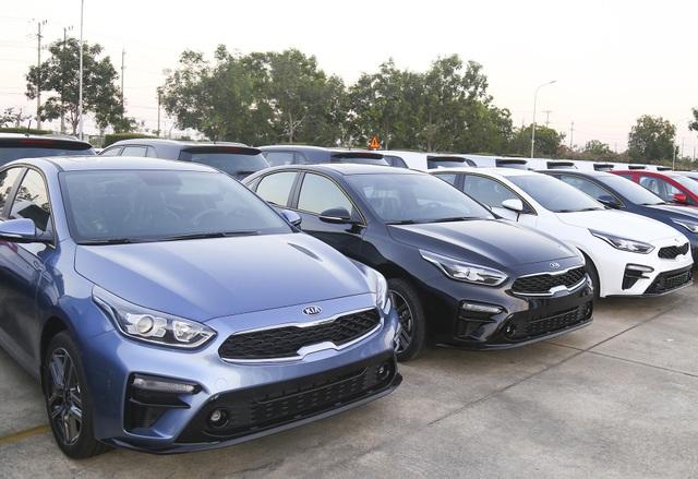 Xuất khẩu KIA sang Myanmar