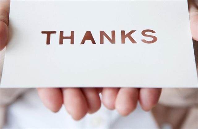 Doanh nhân nên nói lời cảm ơn với 7 đối tượng vào dịp năm mới - 1