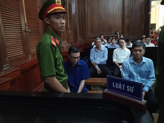 Bị cáo Nguyễn Hữu Tín xin lỗi toàn thể nhân dân TPHCM - 2