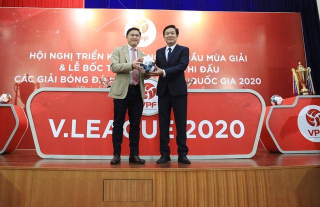 Động Lực tiếp tục đồng hành cùng các giải bóng đá chuyên nghiệp Việt Nam - 2