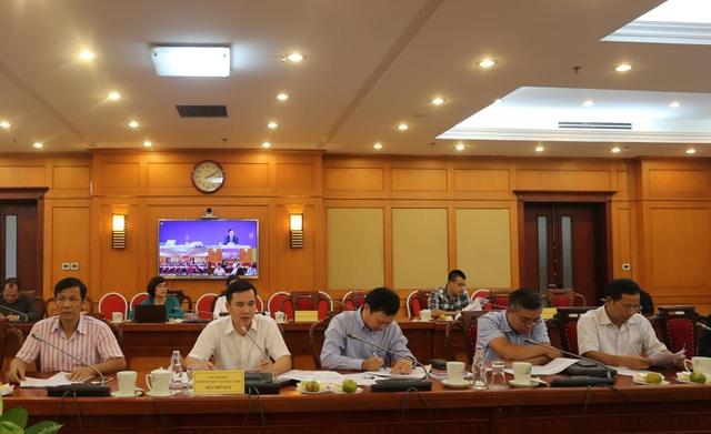 Hội thảo trực tuyến về dữ liệu chỉ số đổi mới sáng tạo 2020 của Việt Nam - 2