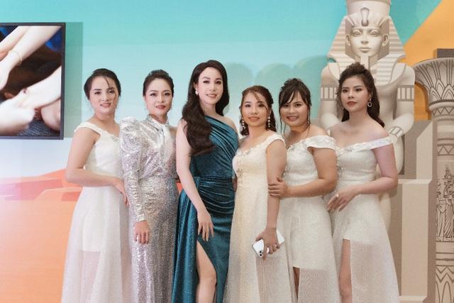 Hathor Group đánh dấu chặng đường 6 năm kinh doanh bằng một sự kiện quy tụ dàn sao Việt đình đám - 4