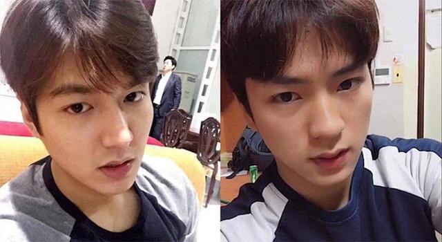 """Chàng trai Quảng Bình """"gây thương nhớ"""" vì  giống diễn viên Hàn Quốc Lee Min Ho - 2"""