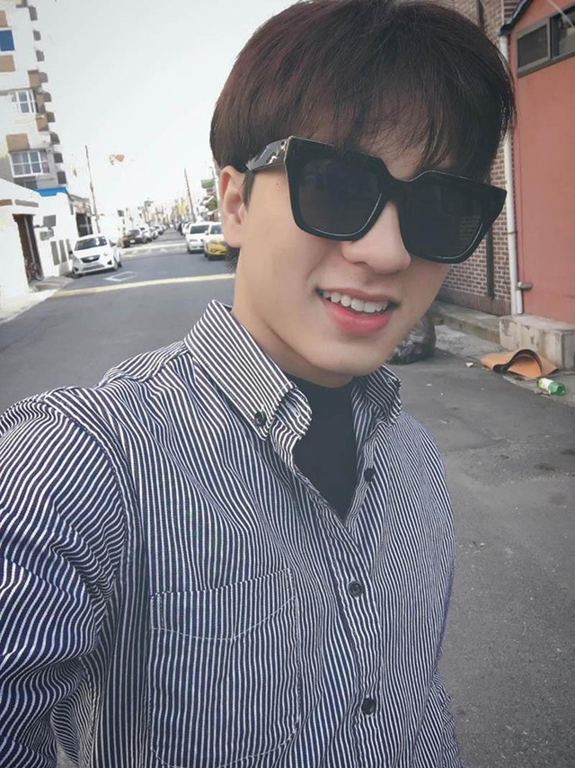 """Chàng trai Quảng Bình """"gây thương nhớ"""" vì  giống diễn viên Hàn Quốc Lee Min Ho - 4"""