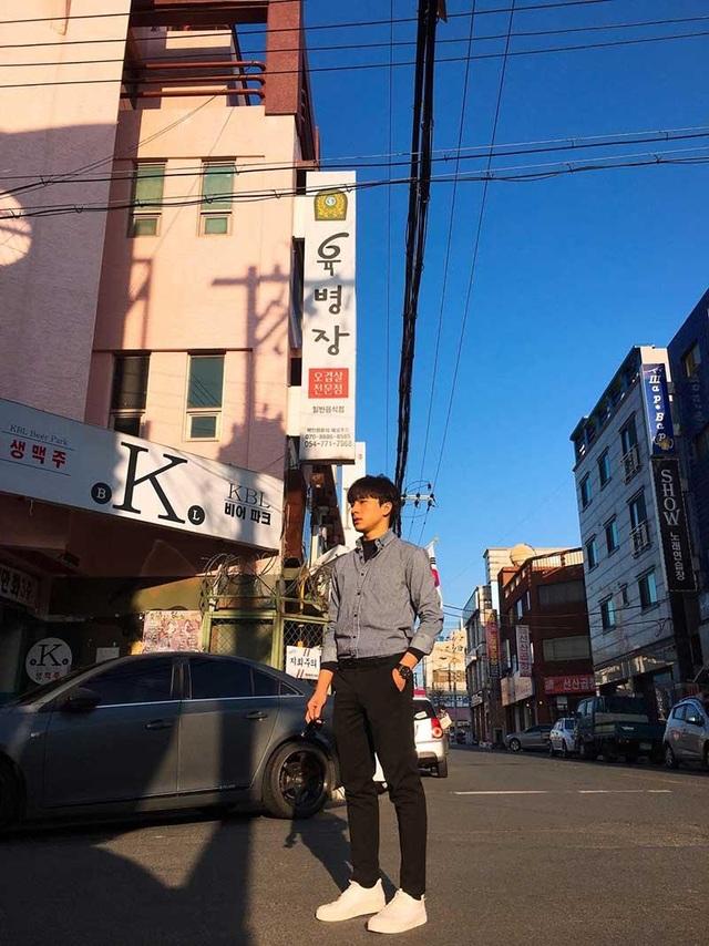 """Chàng trai Quảng Bình """"gây thương nhớ"""" vì  giống diễn viên Hàn Quốc Lee Min Ho - 7"""