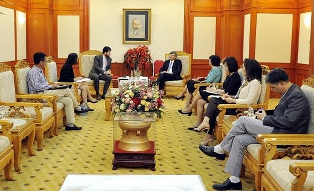 UNESCO hướng tới thúc đẩy hợp tác với kinh tế tư nhân trong hoạt động KHCN và đổi mới sáng tạo - 1