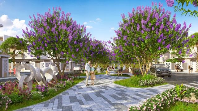 6 ưu thế tạo nên sức hút của KVG The Capella Garden - 1