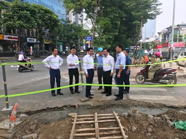 Hà Nội: Nhiều tuyến phố được cải tạo, chỉnh trang, nâng cấp - 2