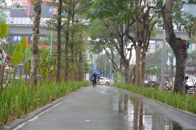 Hà Nội: Nhiều tuyến phố được cải tạo, chỉnh trang, nâng cấp - 4
