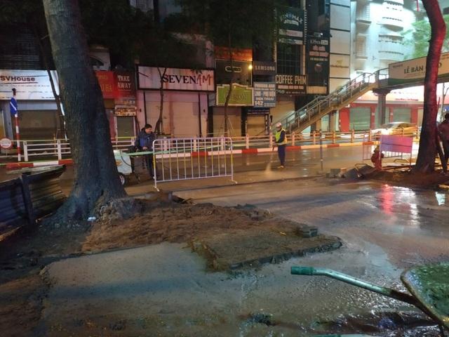 Hà Nội: Nhiều tuyến phố được cải tạo, chỉnh trang, nâng cấp - 6