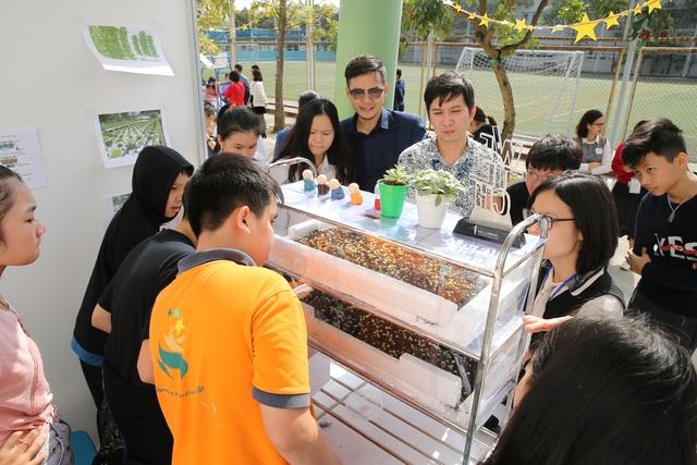 Ngạc nhiên với nhiều sản phẩm xuất sắc của học sinh tạicuộc thi Sáng tạo số - WeTech - 1