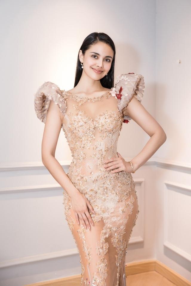 Hoa hậu Thế giới Megan Young đọ sắc cùng Lương Thùy Linh - 4